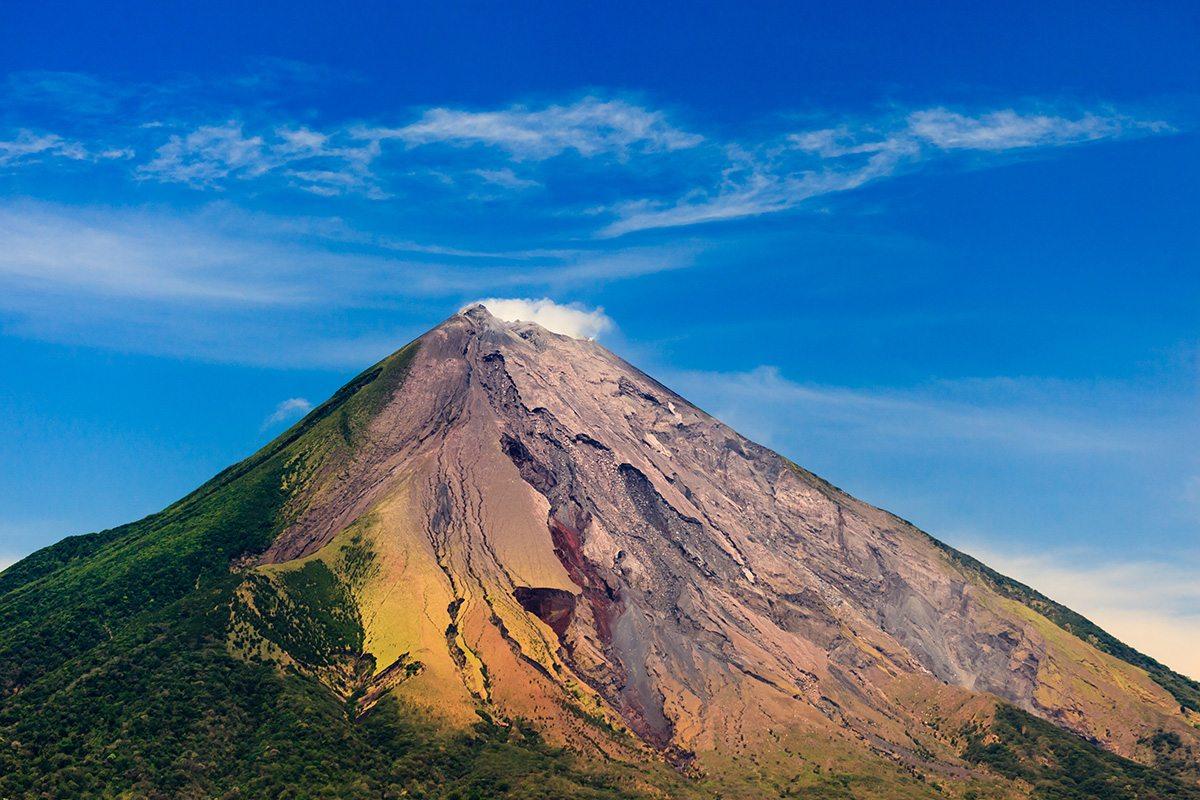 Sopka Nikaragua