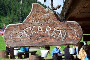 pekáreň na salaši Krajinka