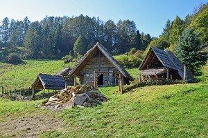 keltské sídlo Havránok
