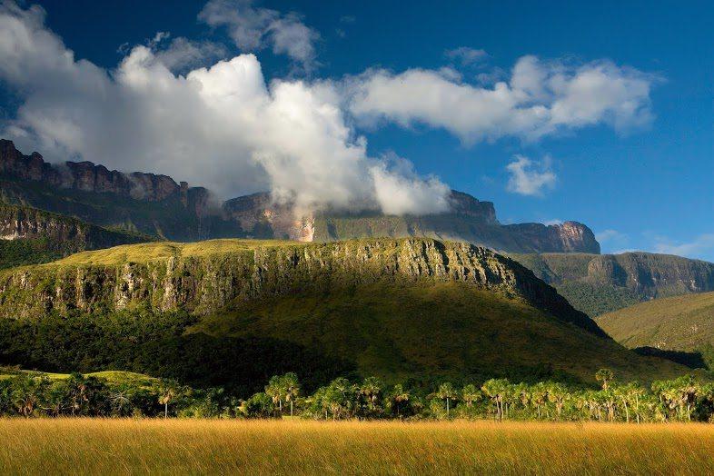 Stolová hora, Venezuela