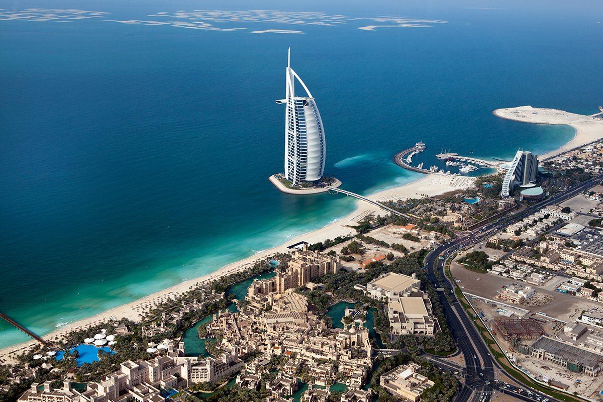 Dubaj - Arabský poloostrov