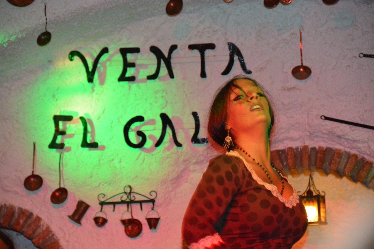 flamenco spevacka