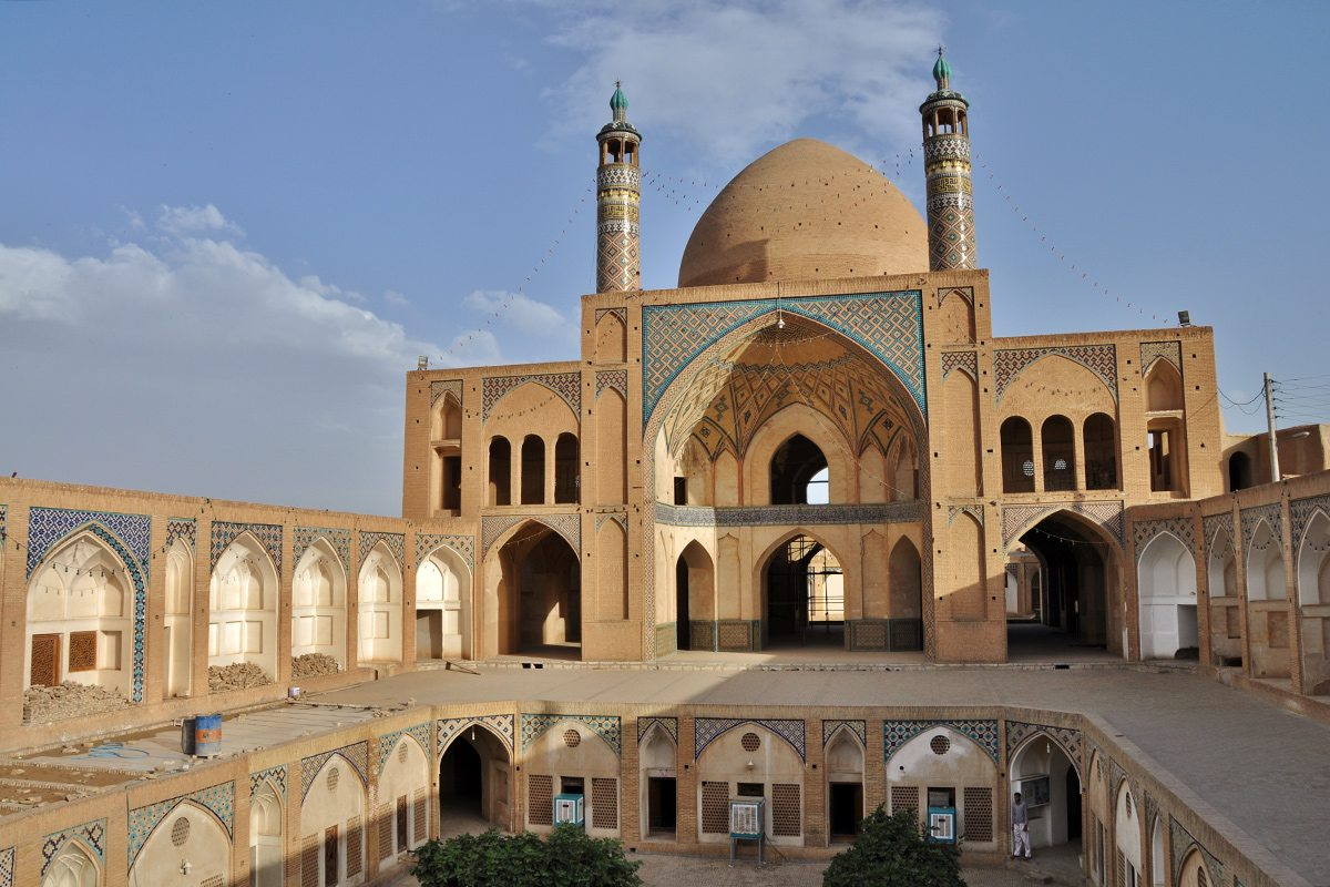 Irán Kashan