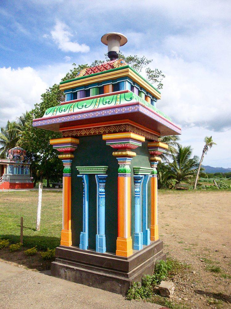 farebný chrám