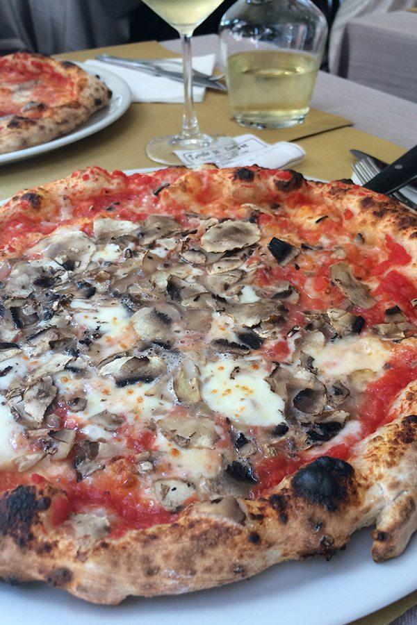 turínska pizza