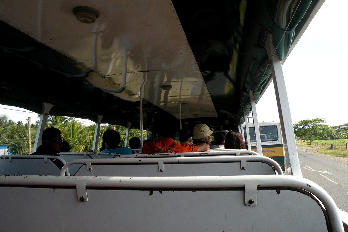 autobus v lautoke VIP
