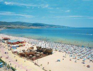 Slnečné pobrežie - Bulharsko
