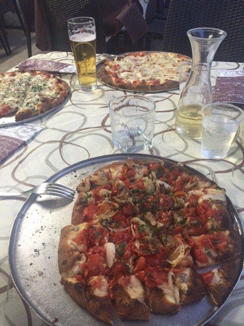 talianska pizza