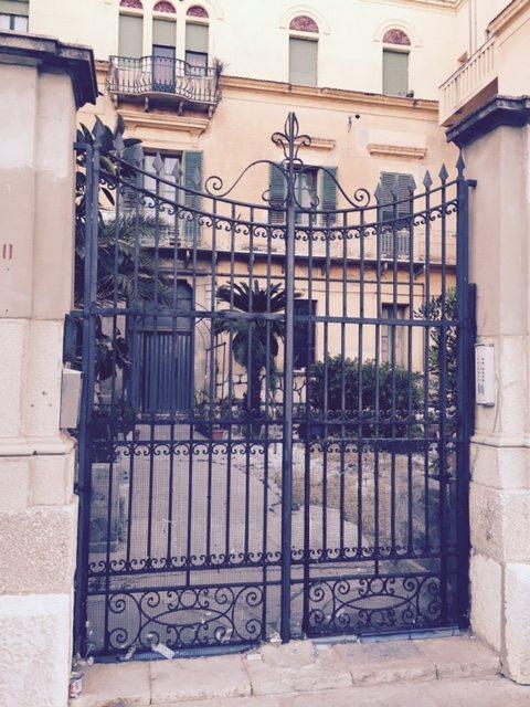 brána v Trapani
