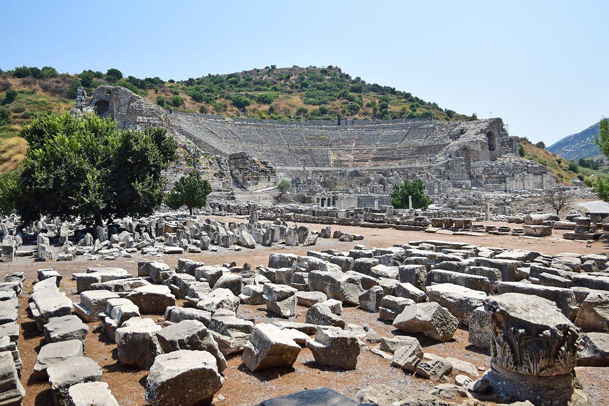 Divadlo v Efeze