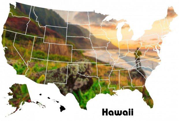 Hawaii zaujímavosti