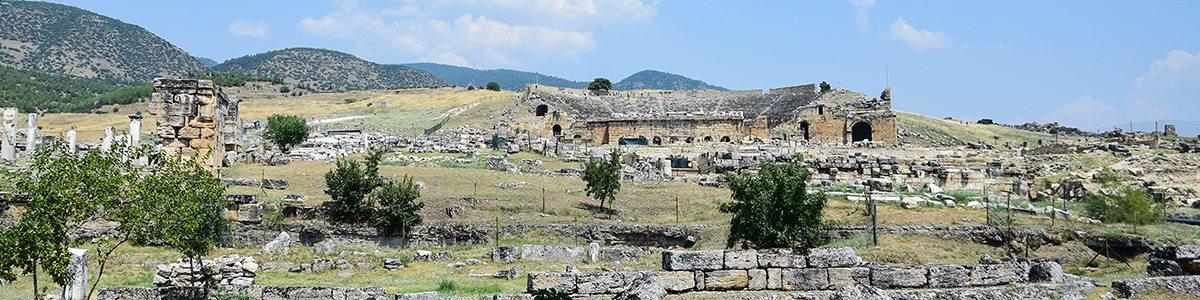 hierapolis amfiteater