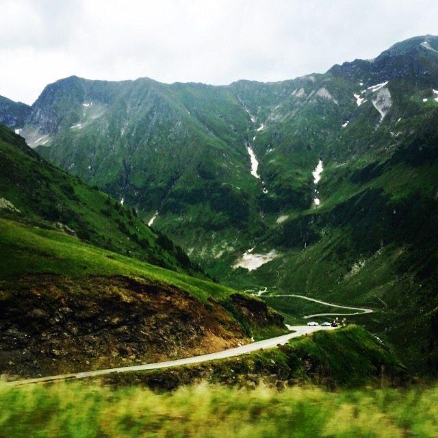 Poenari hory