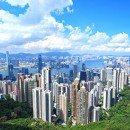 Hongkong - okruh čínou