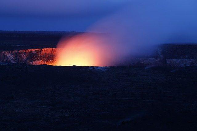 sopka, hawaii