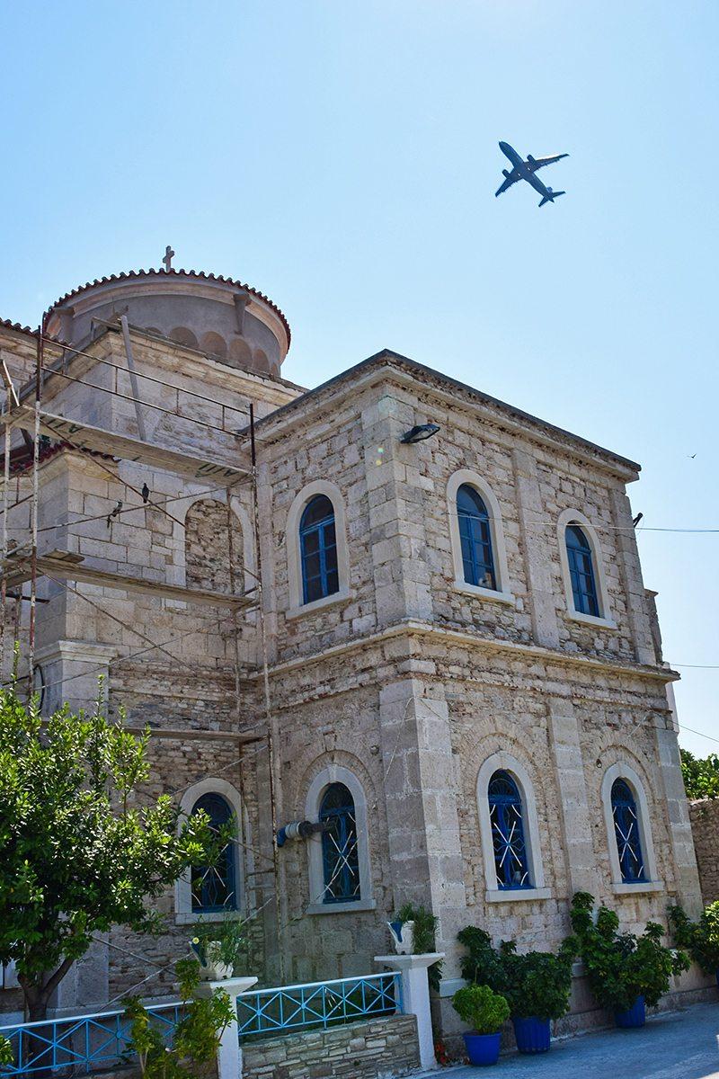 kostol pytagorio
