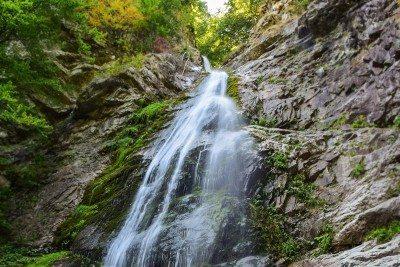šútovo waterfall - šútovský vodopád