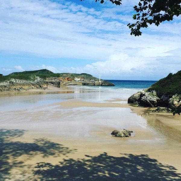 playa de celorio