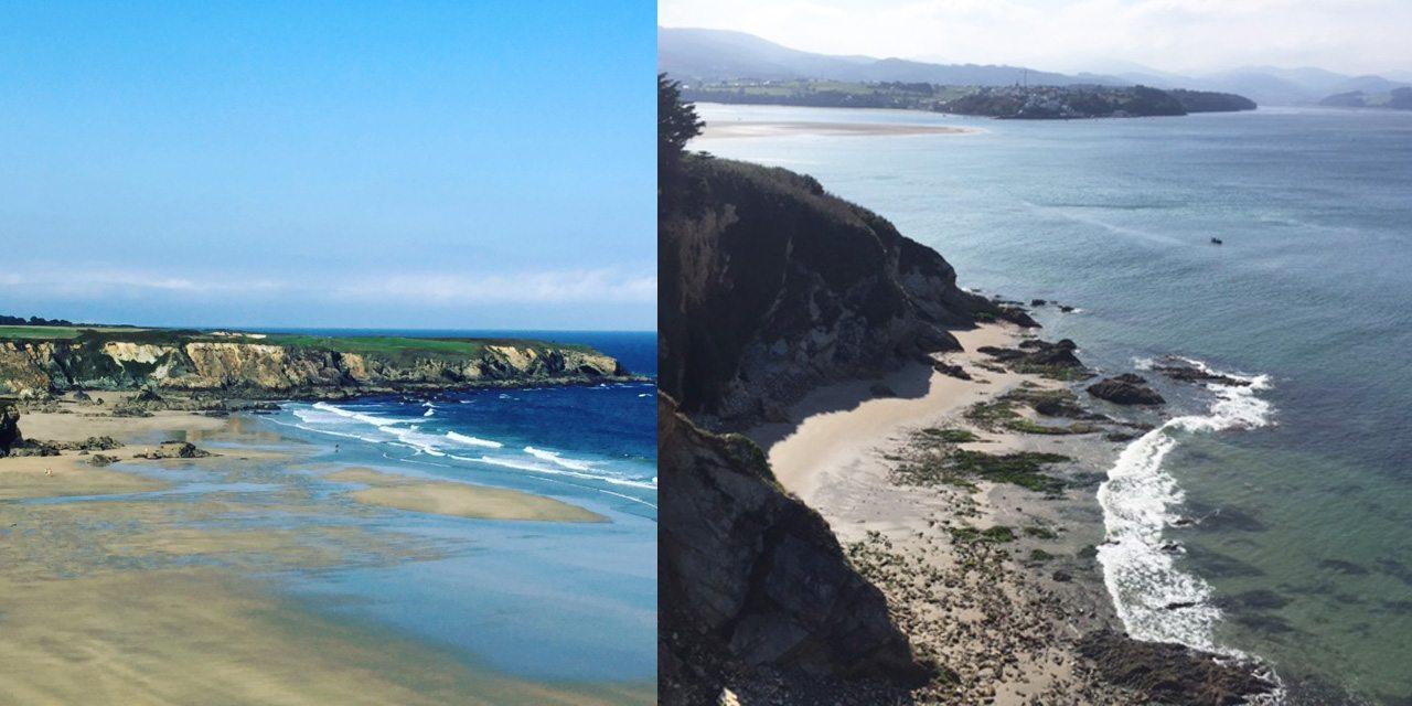 pobrežie a pláže