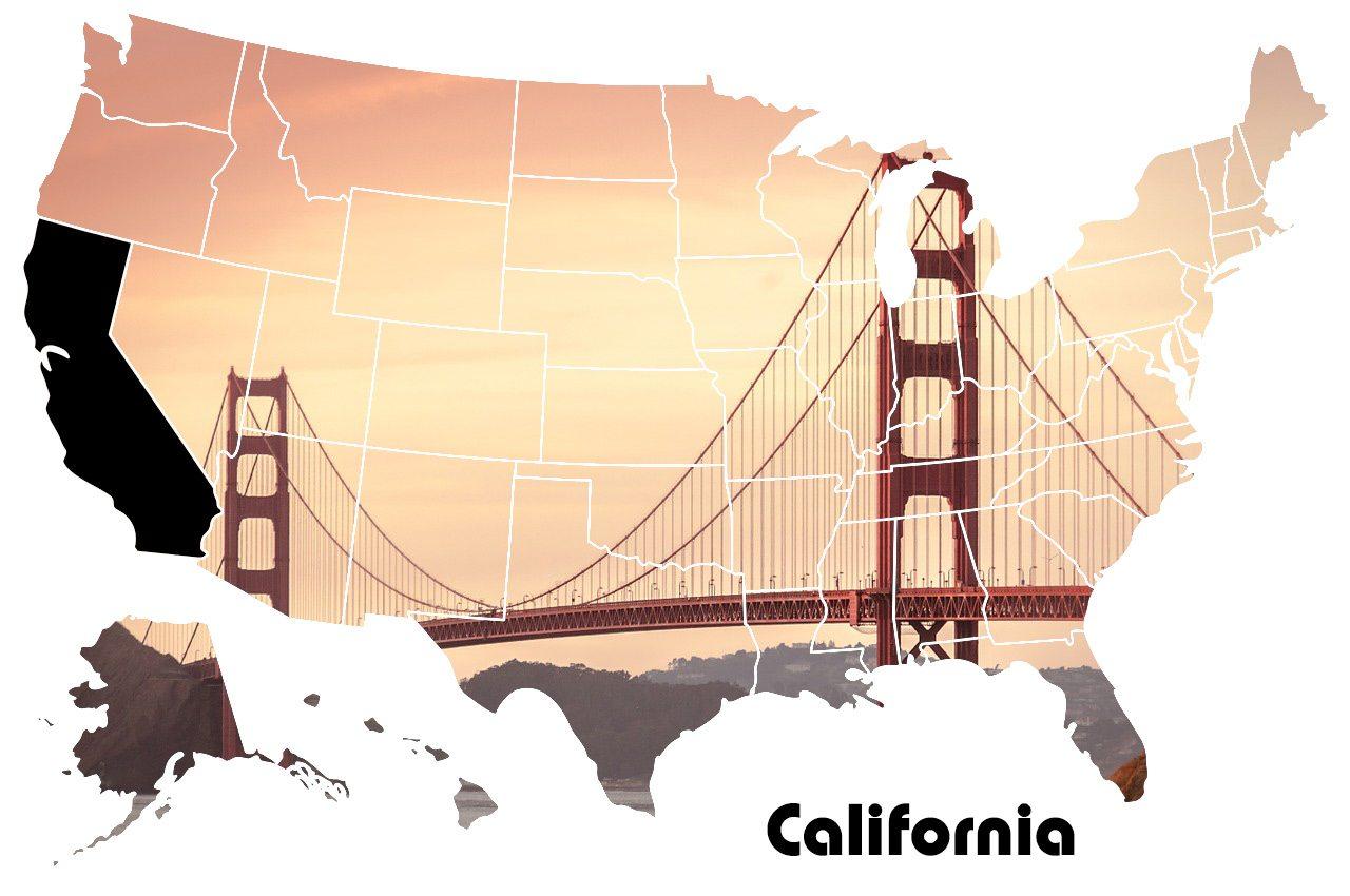 kalifornia - zaujímavosti