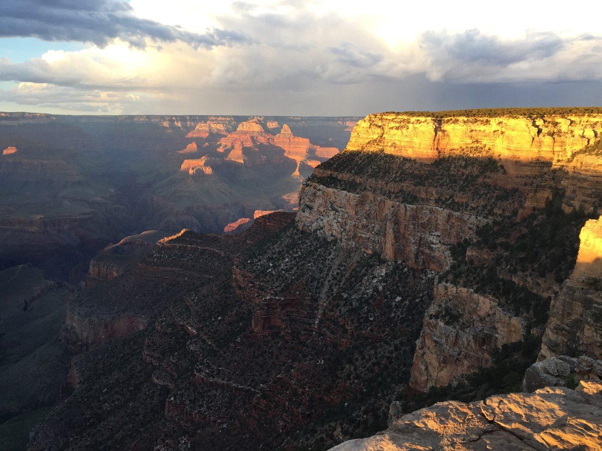 Grand Canyon - Západ slnka