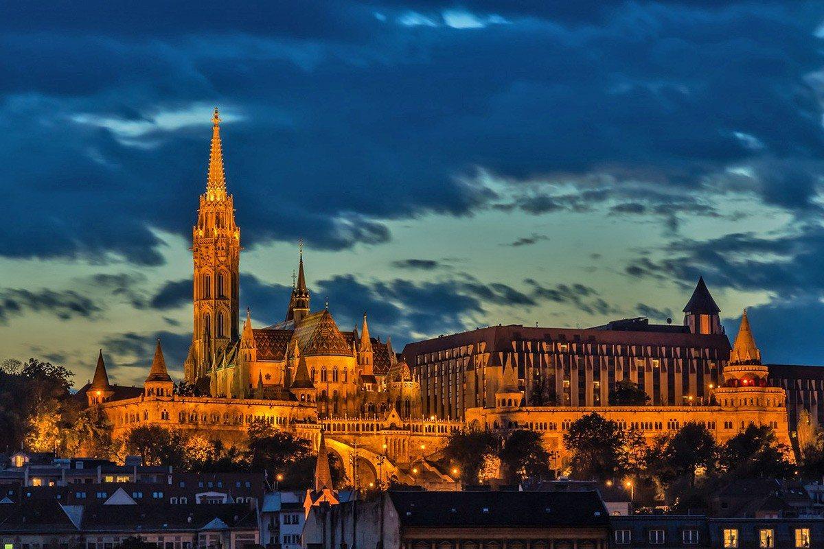 Hrad Buda , Budapešť