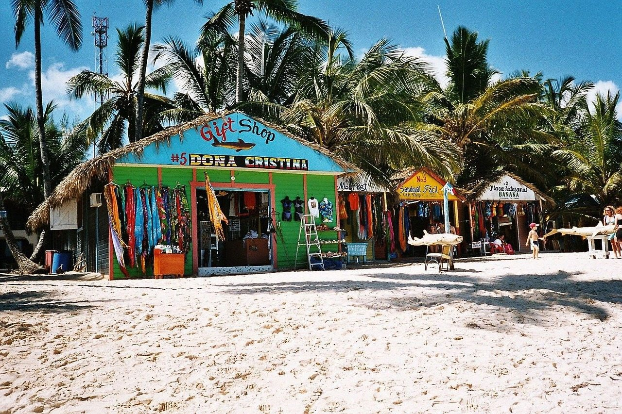 pláž a vodné športy