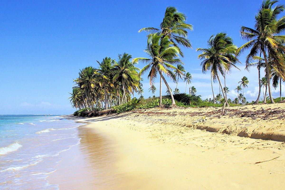 pláže dominikánska republika