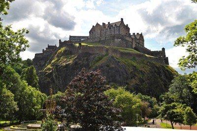 Hrad Edinburgh