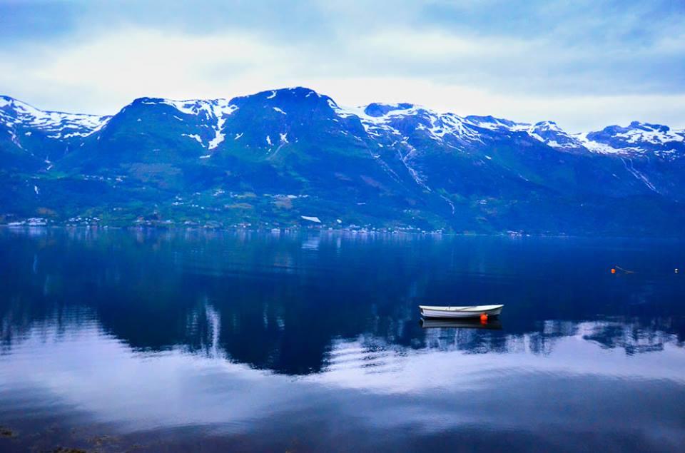 nórska príroda