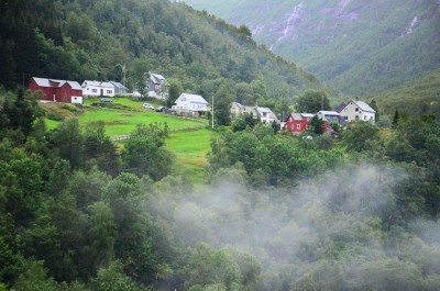 Nórsko hory