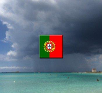 počasie po portugalsky