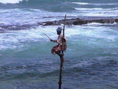 rybárstvo na srí lanke