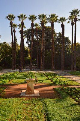 národne záhrady
