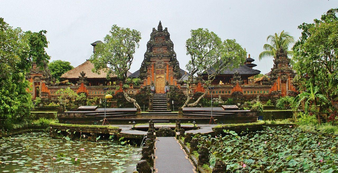 Bali chrám