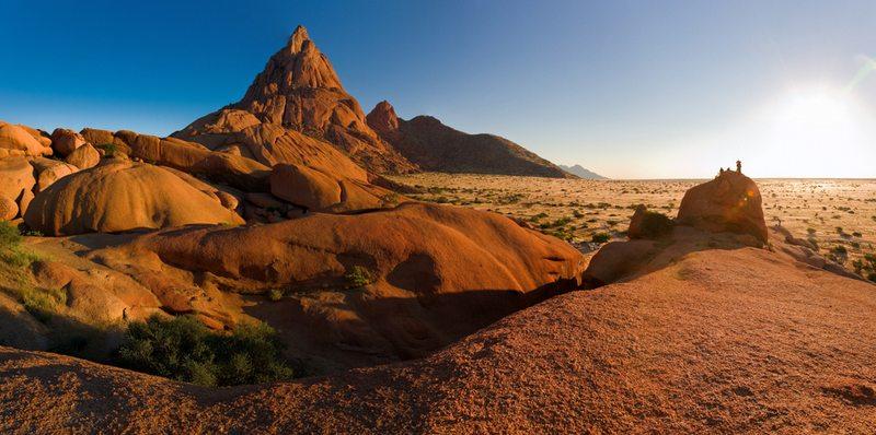 Spitzkoppe - Namíbia