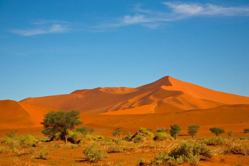 Namíbia - Sossusvlei