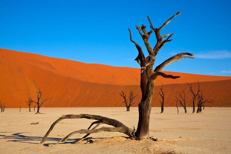 Namíbia - Deadvlei