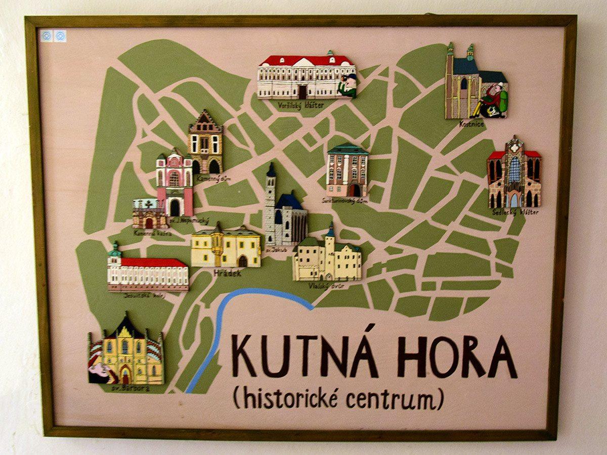 informačná mapa pamiatok