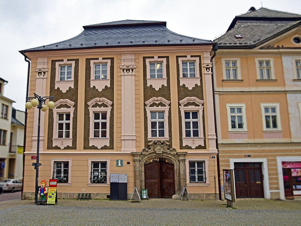 múzeum lega