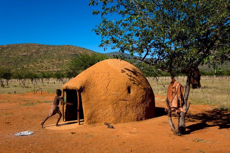 kmeň Himba