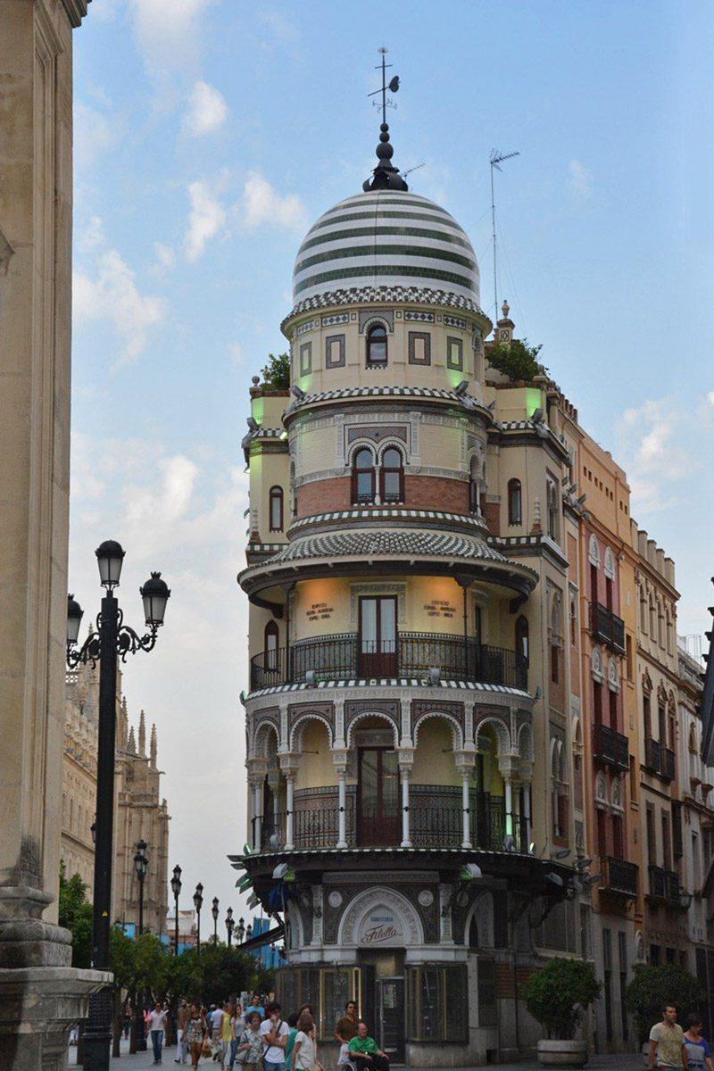 centrum Sevilla