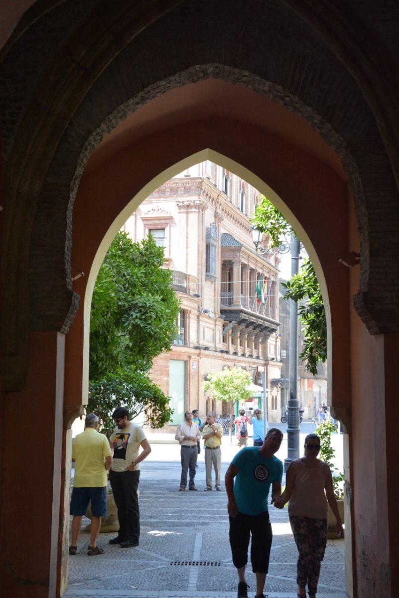Sevilla mesto