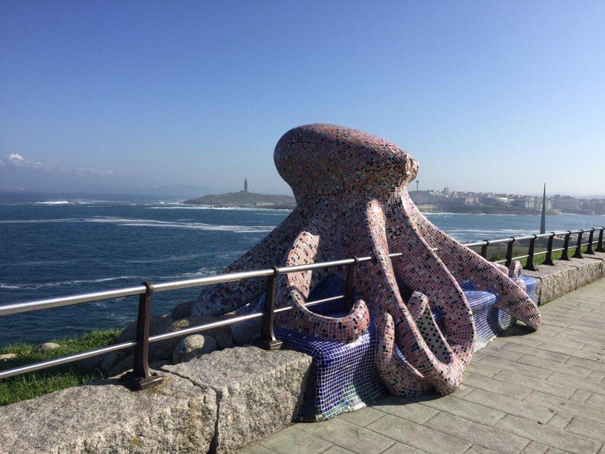 A Coruna - Galícia