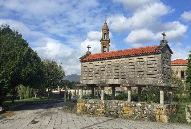 Galícia - Horreo