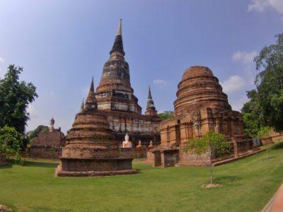 Ayutthaya - Thajsko, Siam
