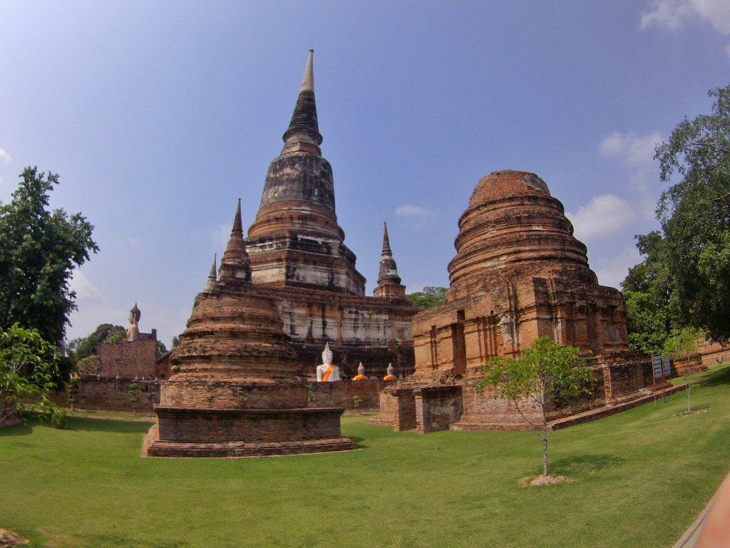 Bangkok za pár dní  Milujem Cestovanie