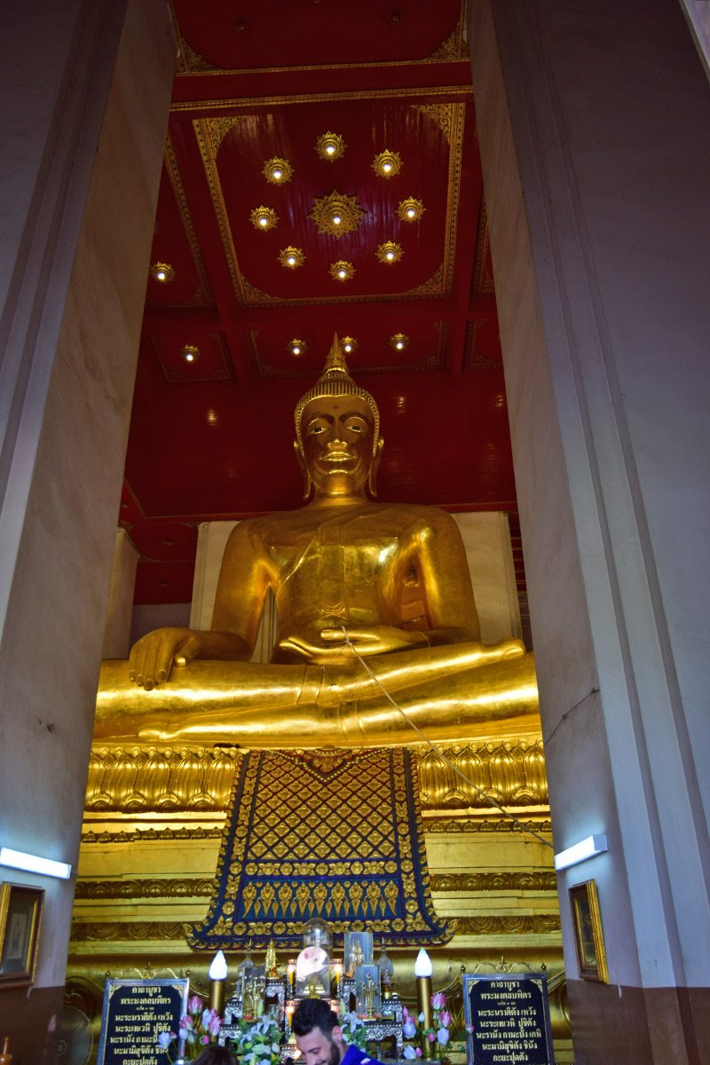 budha Vihara Phra Mongkhon Bophit