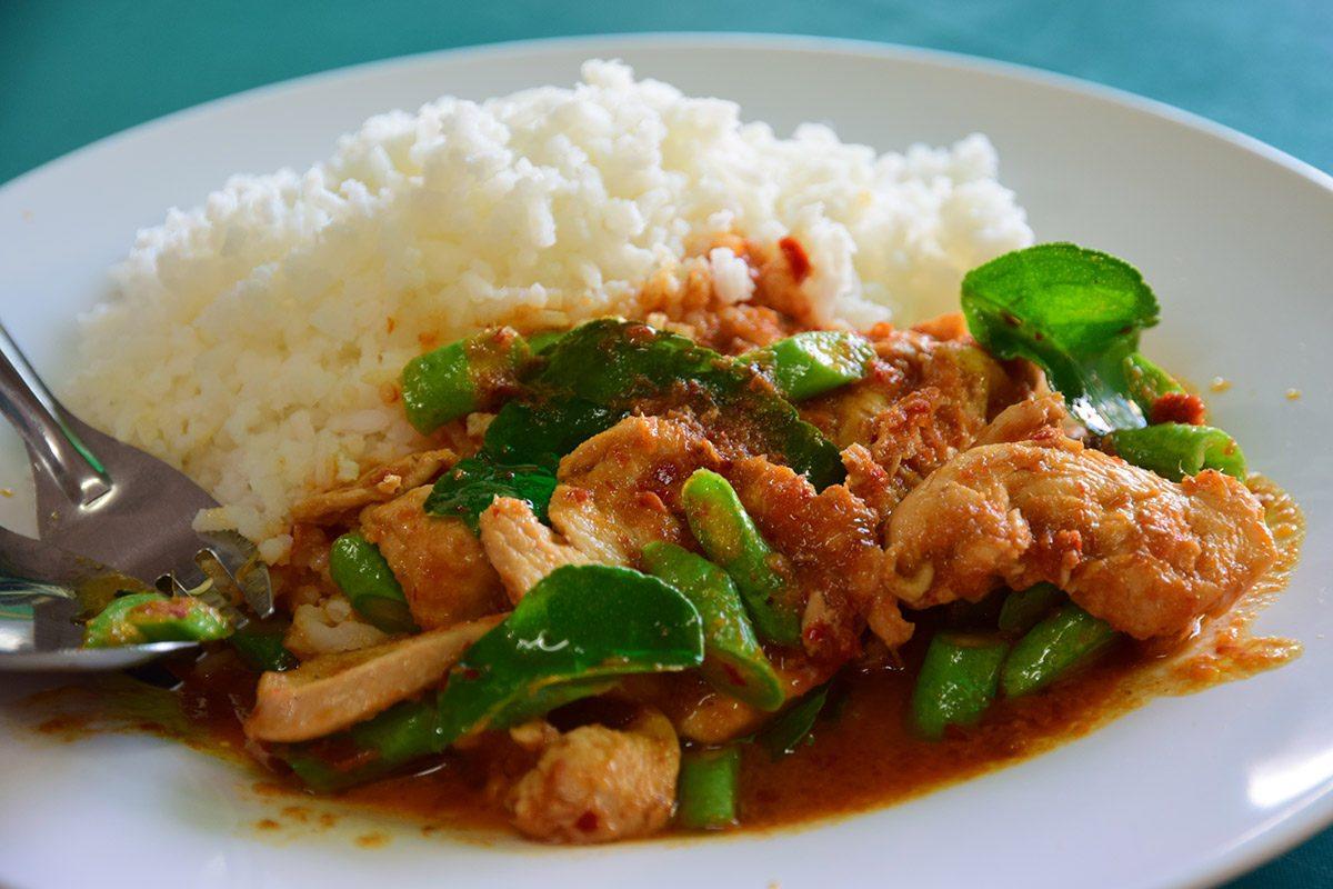 curri - thajske kari