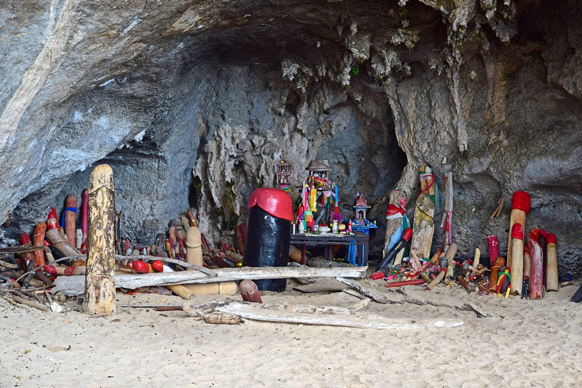 jaskyňa phra nang